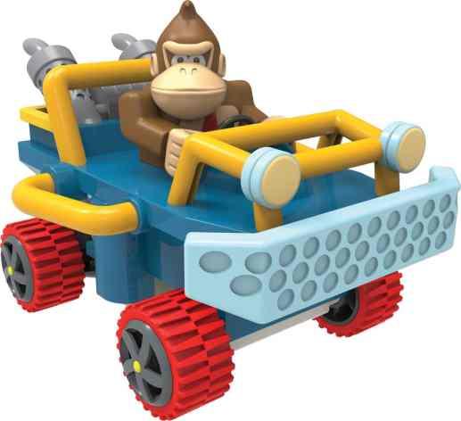 Mario Kart 7 DK Bolt Buggy Kart (Foto: BOTI)