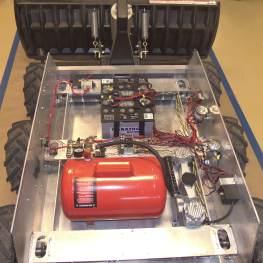 Das Innenleben (Foto: superdroidrobots.com)