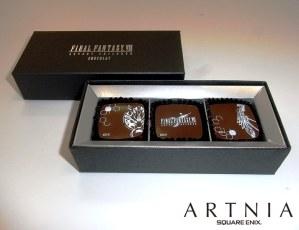 Final Fantasy Schokolade. (Foto: Square Enix)