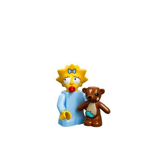Maggie Simpson (Foto: Lego)