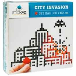 Stickaz City Invasion. (Foto: GetDigital)