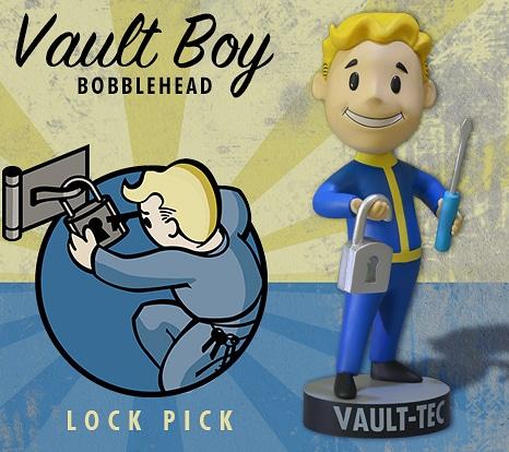 Lock Pick Bobblehead (Foto: GamingHeads)