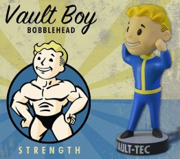 Strength Bobblehead (Foto: GamingHeads)