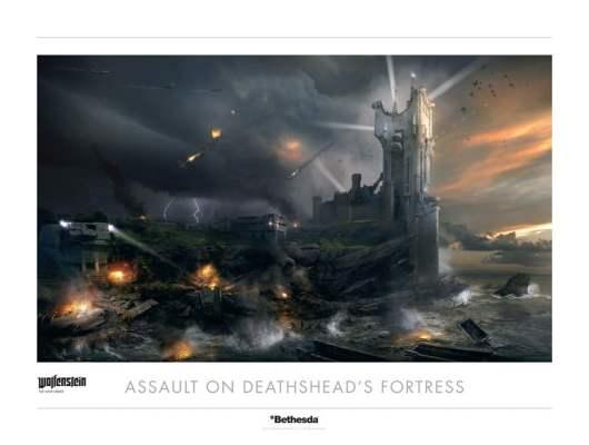 Schöne Festung. (Foto: Bethesda)