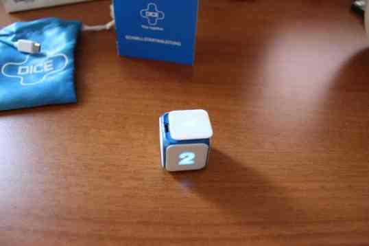 Micro-USB-Anschluss dabei. (Foto: Sven Wernicke / GamingGadgets.de)