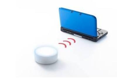 Der schnurlose Adapter für den 3DS. (Foto: Nintendo)