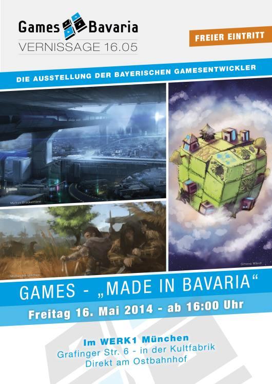 Kostenloser Eintritt. (Foto: games-bavaria.de)