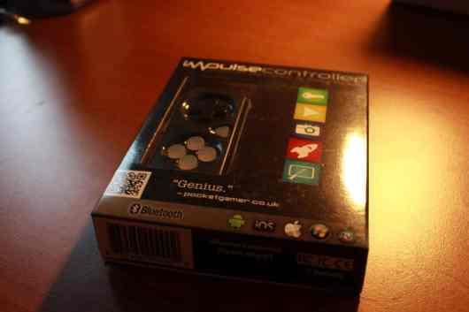 Die Verpackung. (Foto: GamingGadgets.de)