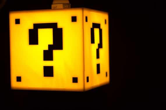 Super Mario Bros.: Klassisch-schöne Lampen für die Wohnung