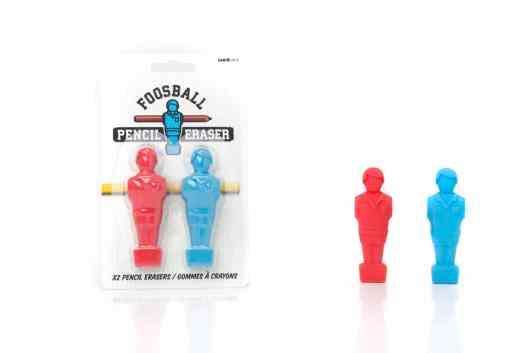 FoosballPencil Erasers (Foto: Suck UK)