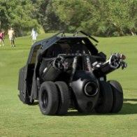 Gotham Golfcart (Foto: Hammacher Schlemmer)