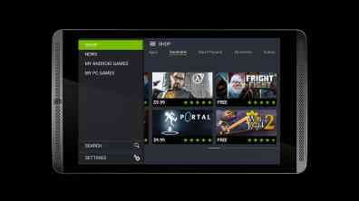 Nvidia Shield Tablet. (Foto: Nvidia)