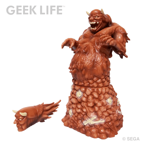 Altered Beast Statue. (Foto: Geek Life)