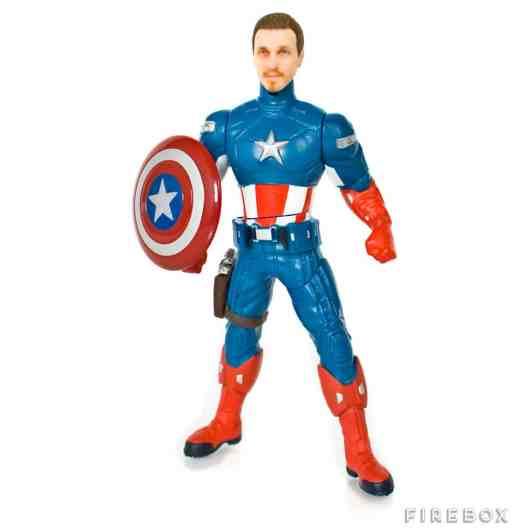 Captain America (Foto: Firebox)