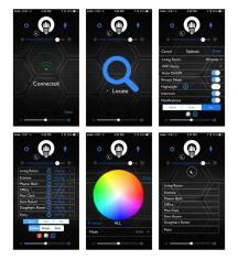LightFreq-App (Foto: Kickstarter)