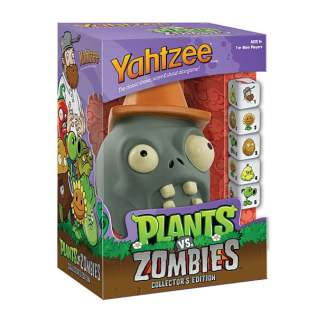 Plants vs. Zombies Yahtzee (Amazon.com)