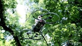 Hoverbike Drohne (Foto: hover-bike.com)