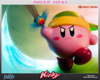 Sword Kirby. (Foto: First 4 Figures)