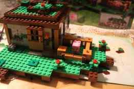 LEGO Minecraft - Steves Haus. (Foto: GamingGadgets.de)