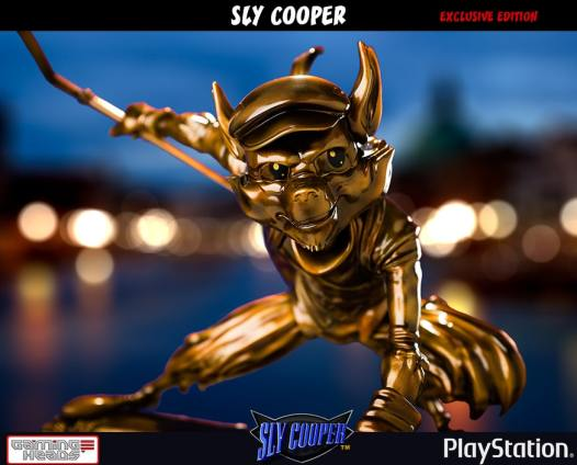Sly Cooper Exclusive. (Foto: Gaming Heads)