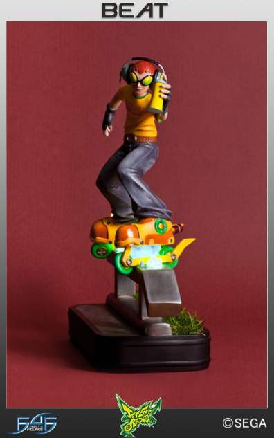 Beat aus Jet Set Radio. (Foto: First 4 Figures)
