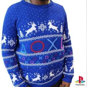 Christmas Jumper: PlayStation (Foto: Funstock)