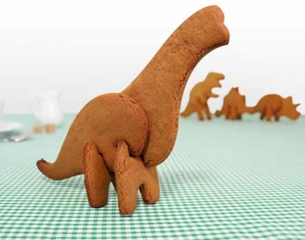 Dinosaurier im Eigenbau. (Foto: Coolstuff)