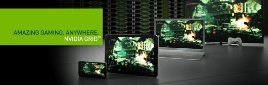 So bewirbt Nvidia die eigene Grid-Lösung. Überall? Nur, wenn ein Nvidia-Chip dabei ist. Ein aktueller, versteht sich. (Foto: Nvidia)