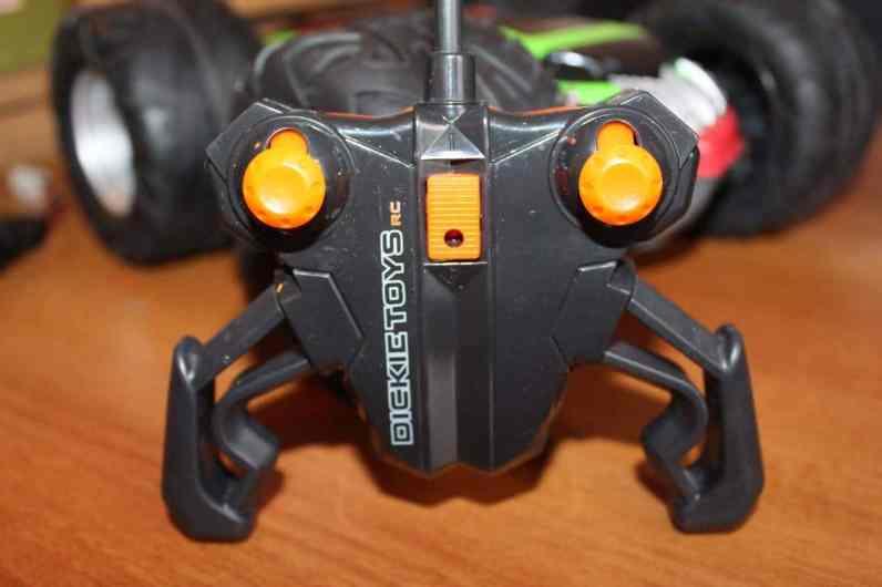 Die Remote. (Foto: GamingGadgets.de)