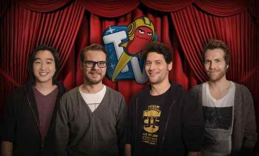 Das Teams von Rocket Beans TV. (Foto: Rocket Beans Entertainment GmbH)