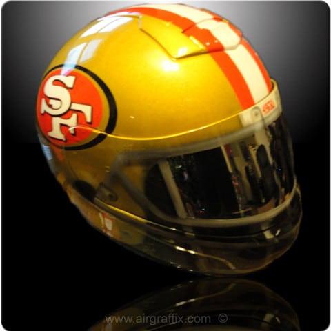 San Francisco 49ers (Foto: Airgraffix.com)