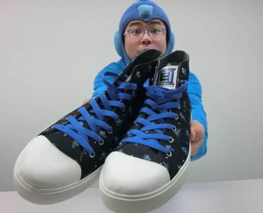 Rockman Sneakers. (Foto: Rockman Unity)
