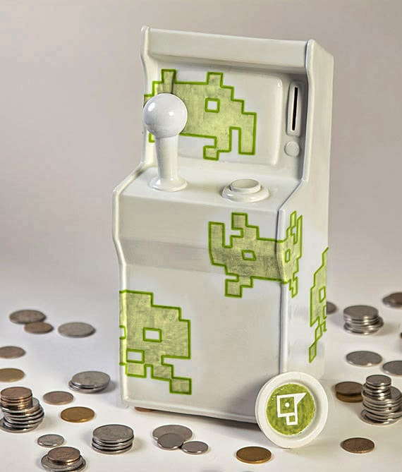 Videogame Money Box. (Foto: Etsy)