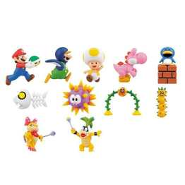 Super Mario Bros. Wii Furuta Choco Egg Figure Collection Set 02 (Foto: Entertainment Earth)