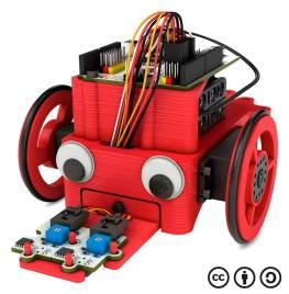 PrintBot in Rot (Foto: BQ Deutschland)