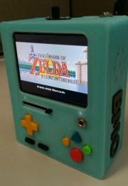 RaspBMO: Funktionierender BMO aus Adventure Time im Eigenbau