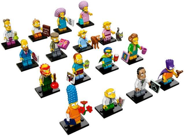 Diese neuen Figuren erscheinen im Mai. (Foto: LEGO)