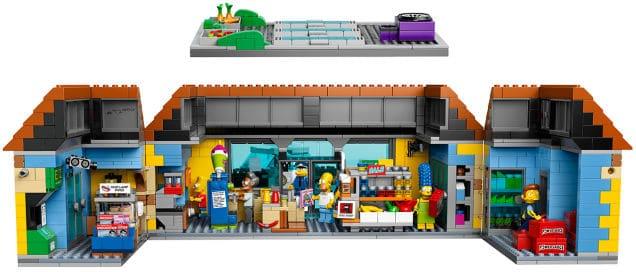 Kwik-E-Markt. (Foto: LEGO)