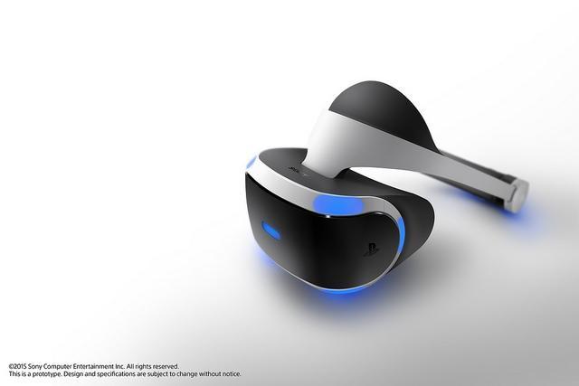 Ein aktuelles Bild von Morpheus VR. (Foto: Sony)