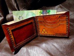 Triforce Geldbörse. (Foto: Etsy)