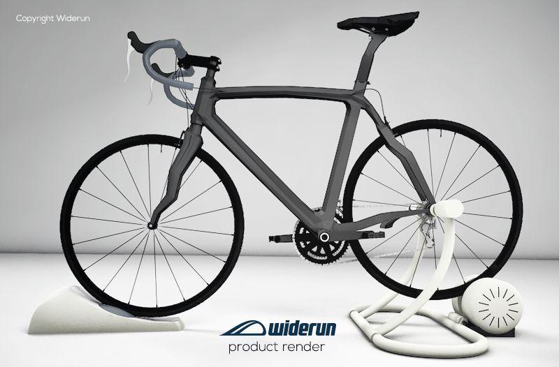 Ihr könnt ein beliebiges Fahrrad verwenden. (Foto: Widerun)