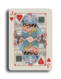 Ghostbusters Playing Cards. (Foto: Albino Dragon)