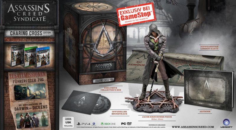 Ausschließlich bei GameStop erhältlich. (Foto: Ubisoft)