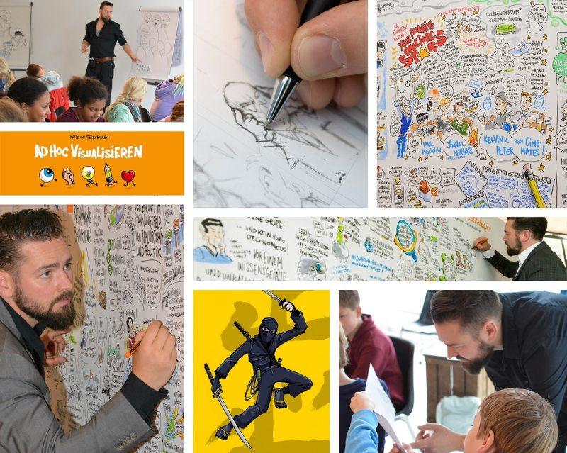 Kreativität spielt ebenfalls eine große Rolle. (Foto: HH MaGnology)