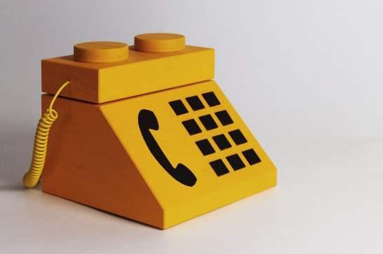 The Telephone. (Foto: Love Hultén)