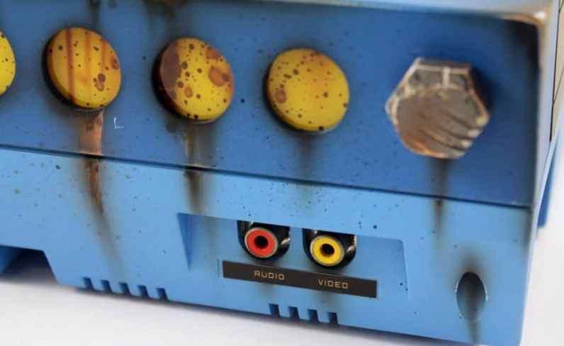 Backlight Apocalyptic Mega Man NES. (Foto: Platinumfungi)