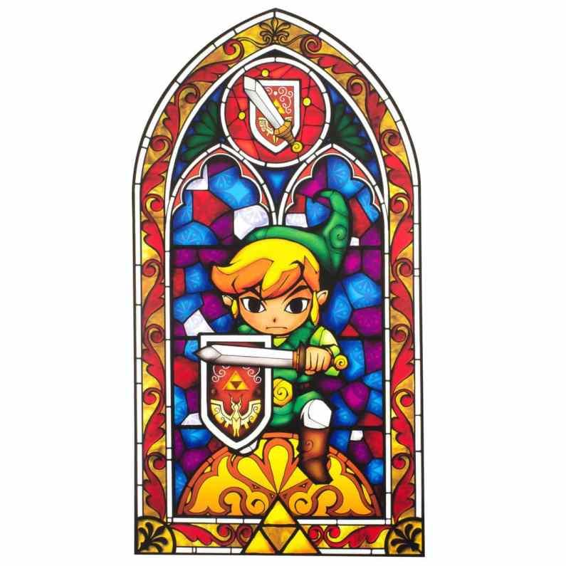 Zelda Wandaufkleber. (Foto: GetDigital)