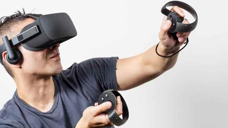 Das könntet ihr in eurem Spielezimmer sein. Sexy? Haha. (Foto: Oculus VR)