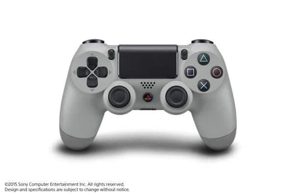 PS4-Controller im Anniversary-Design. (Foto: Sony)