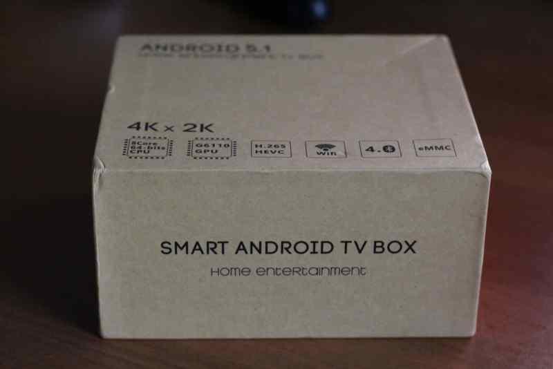 Ziemlich unspektakulär diese Box. (Foto: Sven Wernicke)